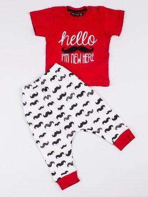 Комплект: футболка і штани | 3877569