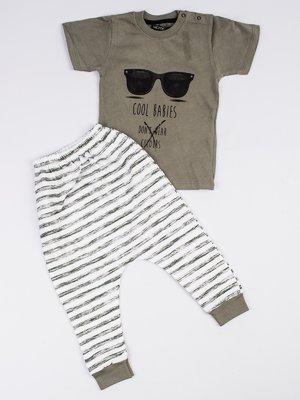 Комплект: футболка і штани | 3877570