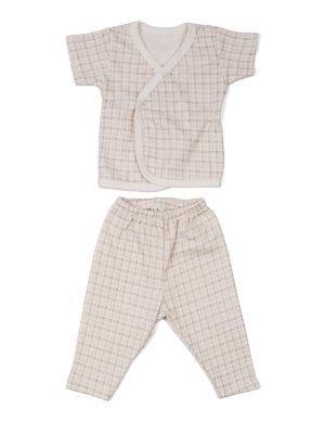Комплект: сорочечка і повзунки   3877633