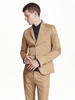 Пиджак бежевый | 3733685