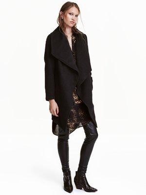 Пальто черное | 3760726