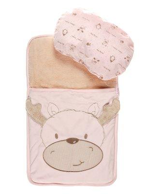 Комплект: чохол-конверт і подушка | 3867043