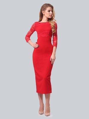Сукня червона   3879712
