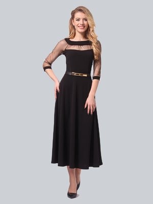 Сукня чорна | 3879717