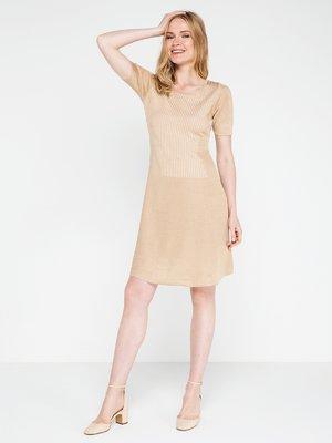 Платье цвета пудры | 3856533