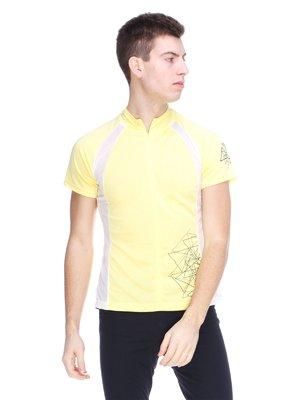 Футболка жовта | 3877206