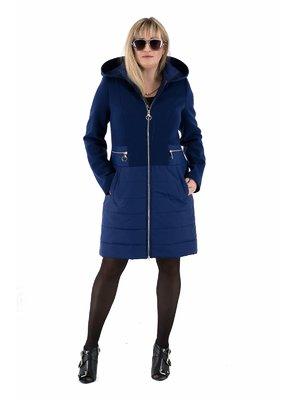 Пальто синее | 3891648