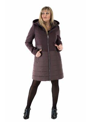 Пальто коричневое | 3891650