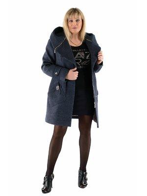 Пальто синее | 3891653