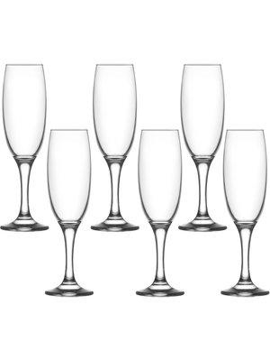 Набір келихів для шампанського (6 шт.) | 2375430
