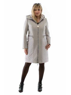 Пальто сіре   3891664