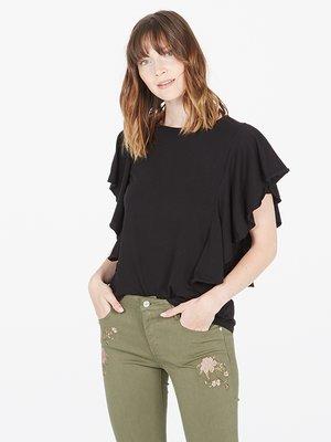 Блуза черная | 3786670