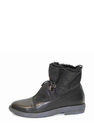 Ботинки черные | 3893394