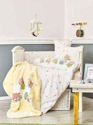 Плед детский в кроватку (100х120 см) | 3893878