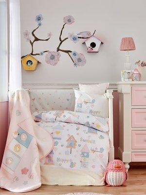 Плед детский в кроватку (100х120 см) | 3893881