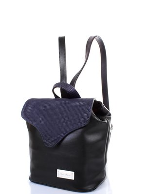 Рюкзак синьо-чорний | 3895337
