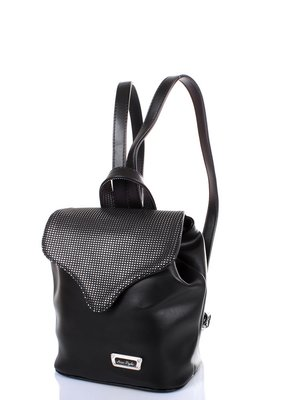 Рюкзак черно-серебристый | 3895338