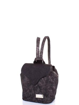 Рюкзак черно-серый | 3895339