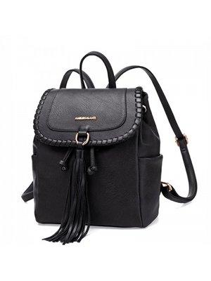 Рюкзак чорний | 3898000