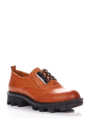 Туфлі рудого кольору | 3556689