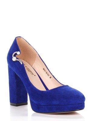 Туфлі сині | 3899433