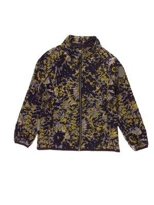 Термокуртка в абстрактний принт | 3879054