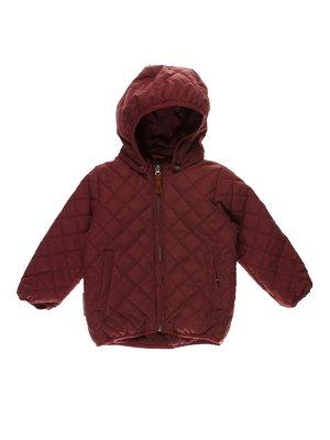 Термокуртка бордова | 3879370