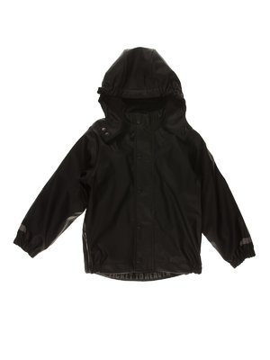 Термокуртка чорна | 3879079