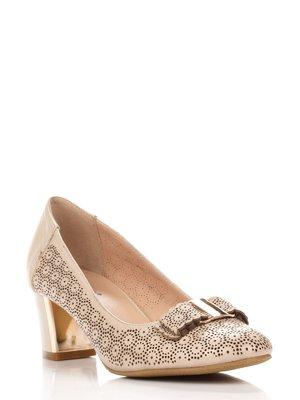 Туфлі бежеві | 3899418