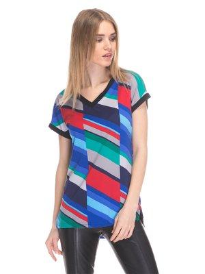 Блуза в полоску | 3898689