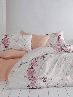 Комплект постельного белья двуспальный (евро) | 3899687