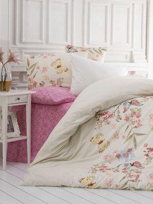 Комплект постельного белья полуторный - Nazenin Home - 3899753