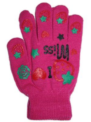 Перчатки малиновые | 3900143
