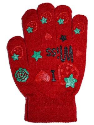 Перчатки красные | 3900144
