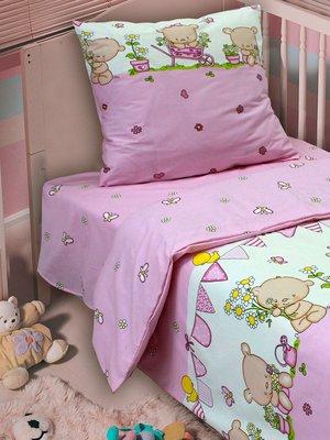 Комплект постельного белья детский | 3898641