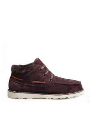 Ботинки коричневые   3540536
