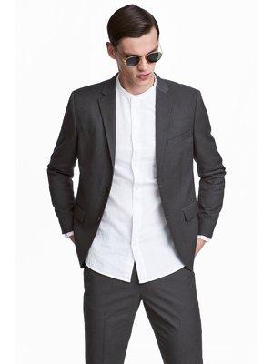 Піджак темно-сірий | 3897326