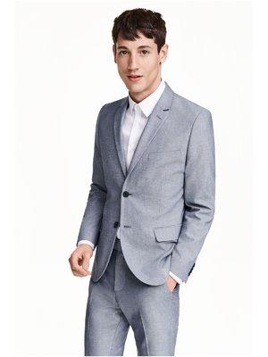 Пиджак светло-синий | 3897330
