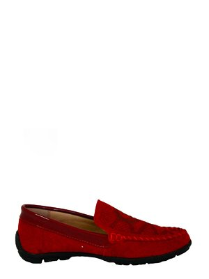 Мокасины красные | 3902598