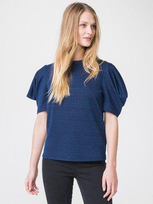 Блуза синяя | 3902396