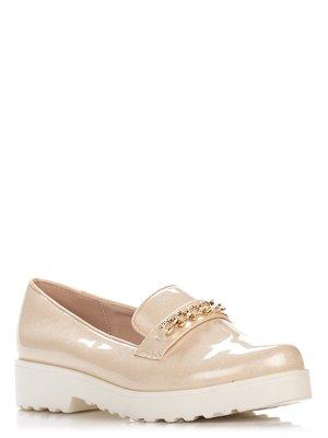 Туфли бежевые | 3904221