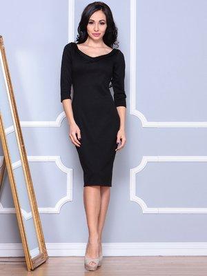 Платье черное | 3904101