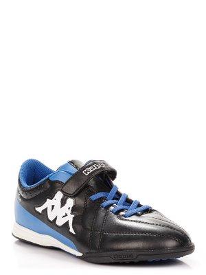 Кроссовки черно-синие | 3901243