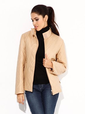 Куртка бежевая | 3904811