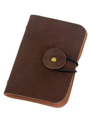 Картхолдер темно-коричневый | 3906471