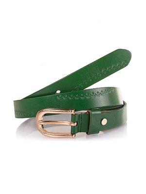 Ремінь зелений   3901391