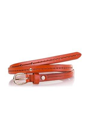Ремень коричнево-оранжевый | 3901436