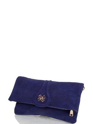 Сумка-клатч синя | 3909984