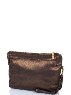 Косметичка коричневая   3910025