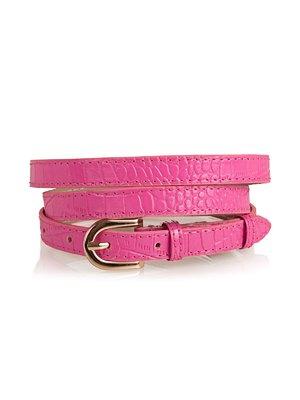 Ремінь рожевий | 3910705